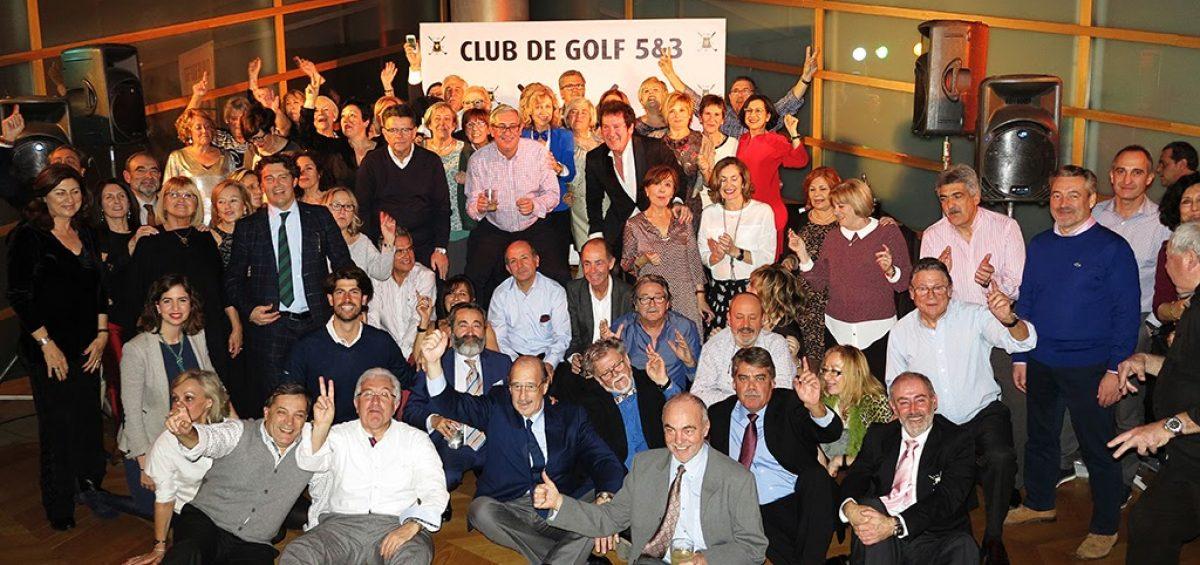 El Club alcanza los 700 invitados
